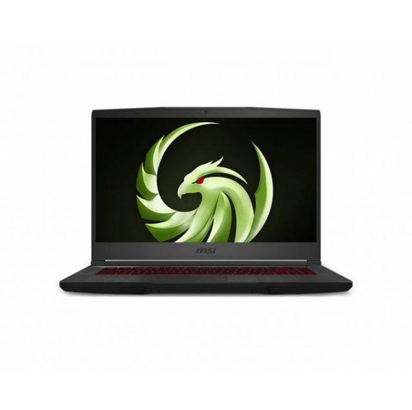 MSI Bravo 15 A4DDR-247 15.6 inch AMD Ryzen 7 4800H 2.9-4.2GHz/ 16GB (8G*2) DDR4/ 512GB NVMe SSD/ RX 5500M/ USB3.2/ Windows 10 Gaming Laptop (Aluminum Black)