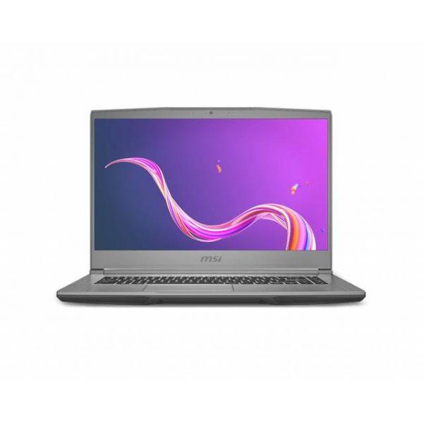 MSI Creator 15M A10SE-421 15.6 inch Intel Core i7-10750H 2.6-5.0GHz/ 16GB (8GB*2) DDR4/ 1TB NVMe SSD/ RTX 2060/ USB3.2/ Windows 10 PRO Notebook (Silver)