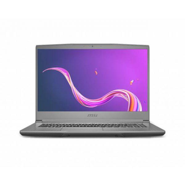 MSI Creator 15M A9SD-044 15.6 inch Intel Core i5-9300H 2.4-4.1GHz/ 8GB (8GB*1) DDR4/ 256GB NVMe SSD/ GTX 1660Ti/ USB3.2/ Windows 10 Notebook (Silver)