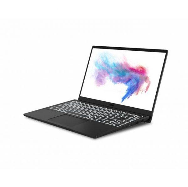MSI Modern 14 B10RASW-078 14.0 inch Intel Core i7-10510U 1.8-4.9GHz/ 8GB DDR4/ 512GB NVMe SSD/ MX 330/ USB3.2/ Windows 10 Notebook (Oynx Black)