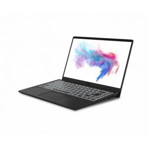MSI Modern 14 B10RASW-079 14.0 inch Intel Core i5-10210U 1.6-4.2GHz/ 8GB DDR4/ 512GB NVMe SSD/ MX 330/ USB3.2/ Windows 10 Notebook (Oynx Black)