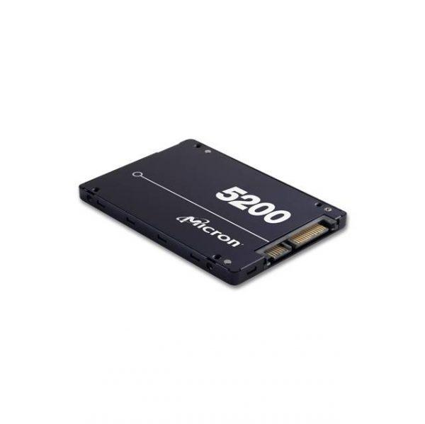 Micron 5200MAX Series 480GB 2.5 inch SATA3 Solid State Drive (TLC)