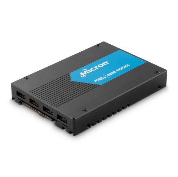 Micron 9300 MAX Series 6.4TB U.2 PCI-Express 3.0 x4 NVMe Solid State Drive (3D TLC)