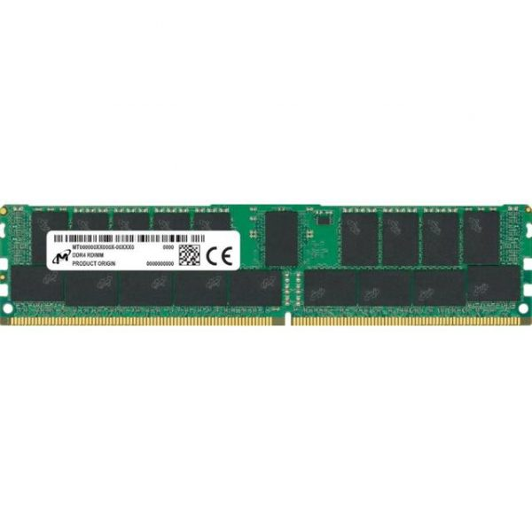 Micron DDR4-3200 64GB/8Gx72 ECC/REG CL22 Server Memory