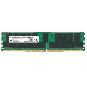 Micron DDR4-3200 MTA18ASF4G72PDZ-3G2E1 32GB/4Gx72 ECC/REG CL22 Server Memory
