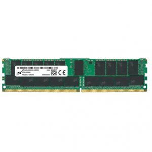 Micron MTA72ASS8G72PSZ-2S6E1 DDR4-2666 64GB/8Gx72 ECC/REG CL22 Server Memory