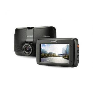 Mio MiVue 733 Car Dash Camera 1920 x 1080P@30Fps 2.7 inch Display