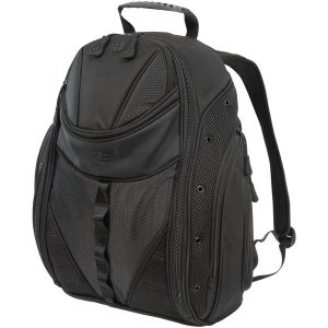 Mobile Edge MEBPE12 Express Backpack 2.0 for 16-Inch PC/17-Inch Mac (Black)