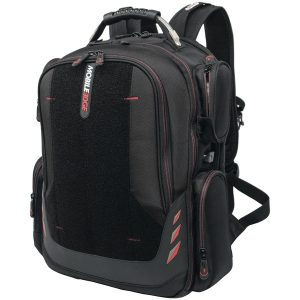 """Mobile Edge MECGBPV1 18"""" Core Gaming Backpack (VELCRO Front Pocket)"""