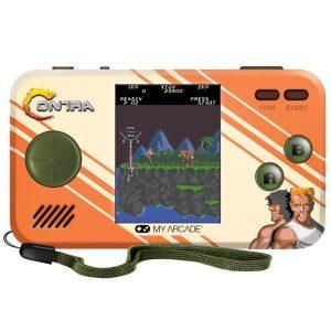 My Arcade DGUNL-3281 Contra Pocket Player