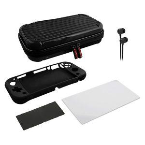 Nyko 87285 Premium Travel Kit for Nintendo Switch Lite