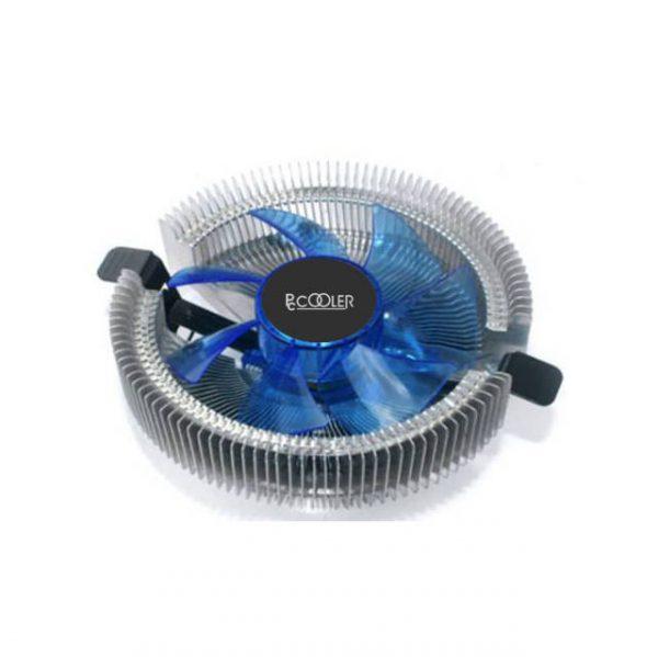 PCCOOLER E91M 90mm 4PIN PWM CPU Cooler for Intel LGA 1151/1150/1155/1156/775 & AMD AM4/FM2+/FM2/FM1/AM3+AN3/AM2+AM2