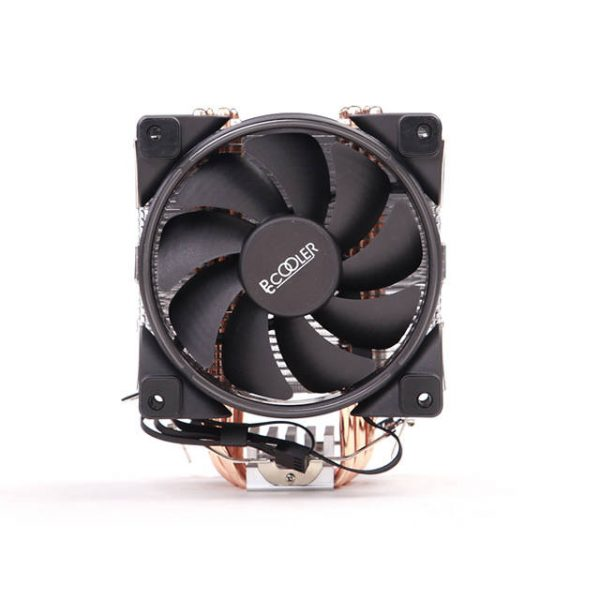 PCCOOLER GIX4 Blue 120mm PWM Silentpro CPU Cooler for Intel LGA 1151/1150/1155/1156/775 & AMD MA4/FM3+/FM2/FM1/AM3+AM2+/AM2