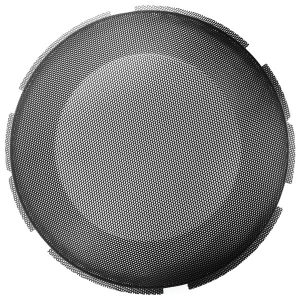 Pioneer UD-12GL 12-Inch Speaker Grille for Pioneer TS-A3000LS4 Shallow-Mount Subwoofer