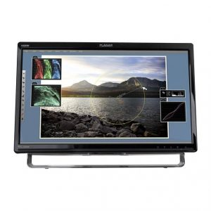 Planar PXL2430MW 24 inch 1000:1 5ms DVI/HDMI/USB Touchscreen LED LCD Monitor (Black)