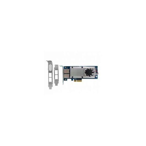 QNAP LAN-10G2T-X550 Dual-port 10 Gigabit Network Expansion Card