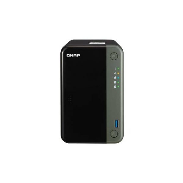 QNAP TS-253D-4G-US Quad-core 2.5GbE NAS Server for SMB