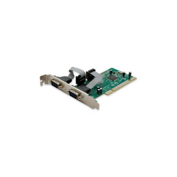 SYBA SY-PCI15004 4x DB-9 Serial (RS-232) Ports PCI Controller Card