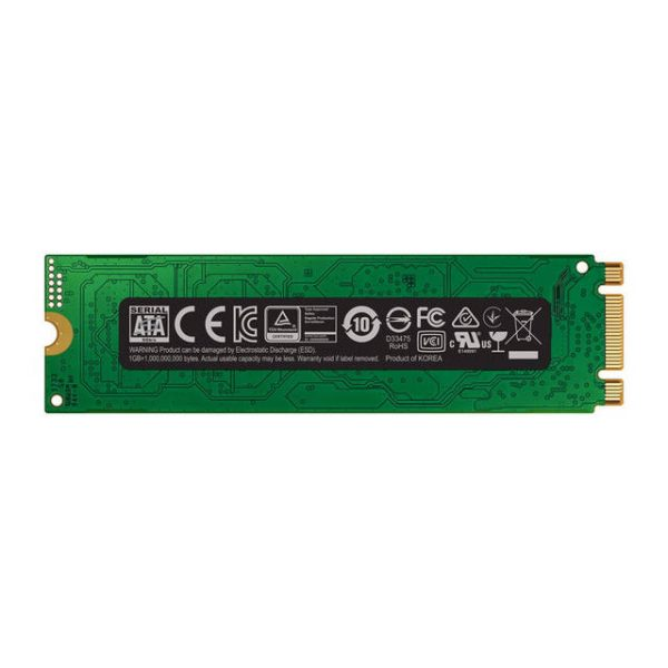Samsung 860 EVO Series 2TB M.2 SATA3 Solid State Drive