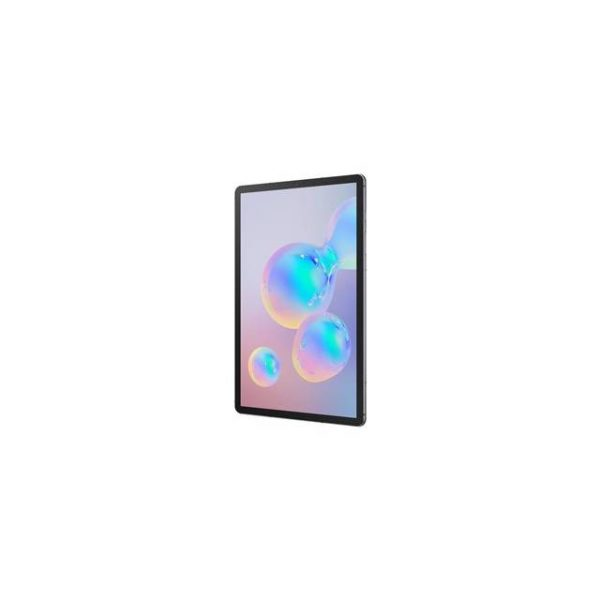Samsung Galaxy Tab S6 SM-T860NZAAXAR 10.5 inch Qualcomm Snapdragon 855 (8-core) 2.8GHz/ 128GB/ Android 9.0 (Pie) Tablet (Mountain gray)