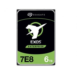 Seagate Enterprise Capacity ST6000NM002A 6TB 7200RPM SATA 6.0 GB/s 256MB Enterprise Hard Drive (3.5 inch