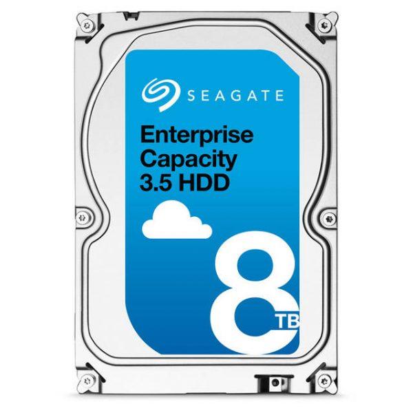 Seagate Enterprise Capacity ST8000NM0055 8TB 7200RPM SATA 6.0 GB/s 256MB Enterprise Hard Drive (3.5 inch