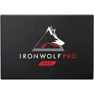 Seagate IronWolf Pro 125 ZA1920NX1A001 1.92TB 2.5 inch SATA 6.0Gb/s Solid State Drive (3D TLC)