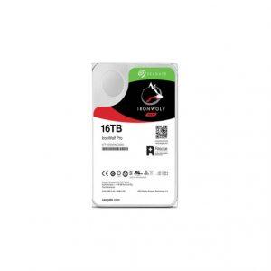 Seagate IronWolf Pro NAS ST16000NE000 16TB 7200RPM SATA 6.0 GB/s 256MB Hard Drive (3.5 inch)