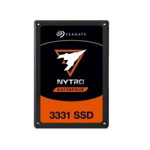 Seagate Nytro 3331 XS960SE70014 960GB 2.5 inch SAS 12.0Gb/s Solid State Drive (3D eTLC)