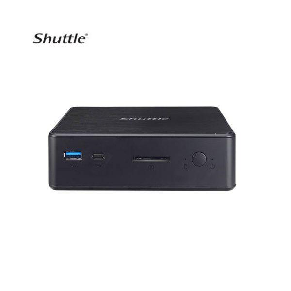 Shuttle NC03U3  Intel Core i3-7100U 2.4GHz/ DDR4/ USB3.0/ M.2/ A&V&GbE/ 65W PC Barebone System