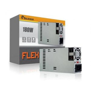 Solid Gear SDGR-FLEX180 180W Mini-ITX / FLEX ATX Power Supply