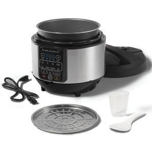 Starfrit 024603-001-0000 8.5-Quart Electric Multifunctional Pressure Cooker