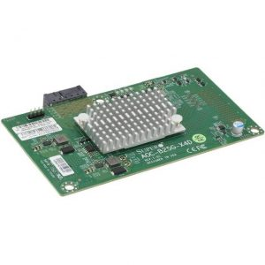 Supermicro AOC-B25G-X4D-O Dual-port 25/10 Gigabit Mezzanine Card