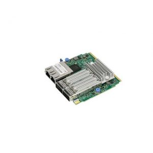 Supermicro AOC-MHIBF-M2Q2GM-O SIOM 2-Port InfiniBand FDR Adapter