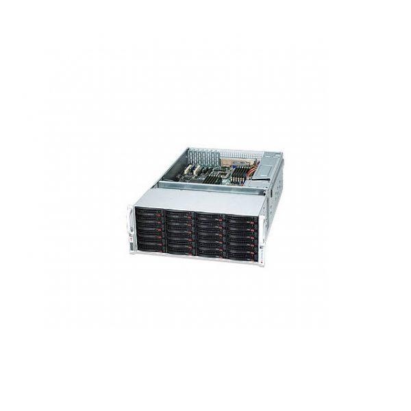 Supermicro CSE-847E16-R1400LPB 1400W 4U Rackmount Server Chassis (Black)