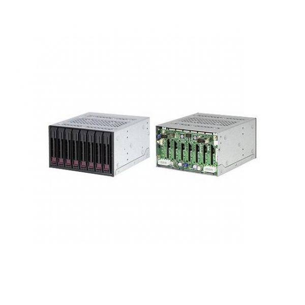 Supermicro CSE-M28SAB-OEM SAS/SATA Mobile Rack (Black)