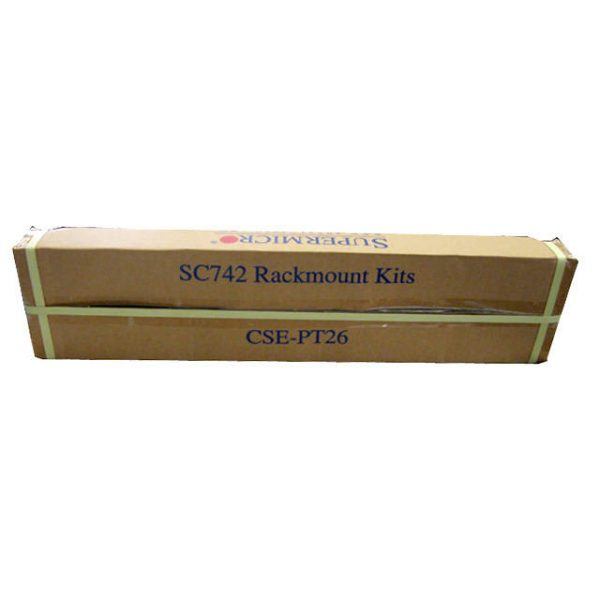 Supermicro CSE-PT26LB 4U Rackmounting Rails & kit