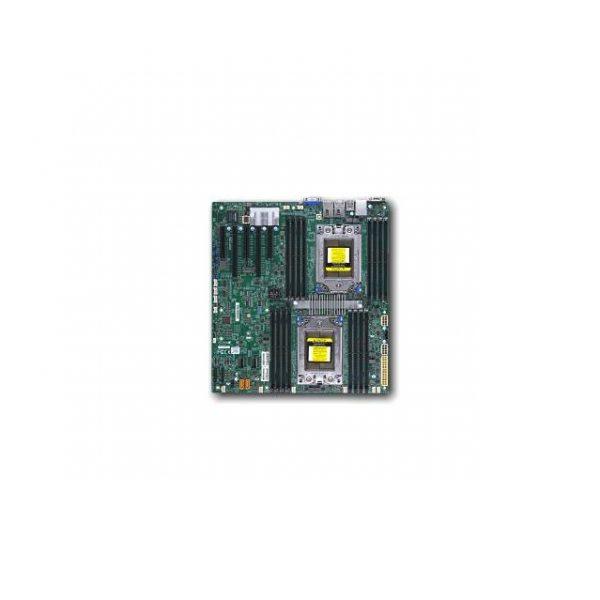 Supermicro MBD-H11DSI-NT-B Socket SP3/ System on Chip/ DDR4/ SATA3&USB3.0/ V&2GbE/ EATX Motherboard