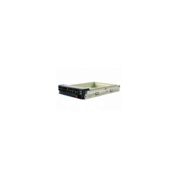 "Supermicro MCP-220-00001-01 4th generation 3.5"" Hot-swap Hard Drive Tray (Black)"