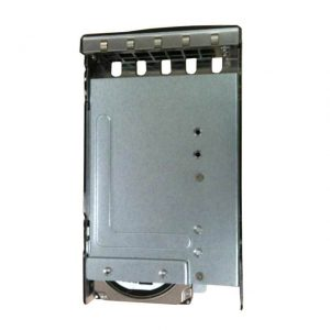 Supermicro MCP-220-93707-0B Black Hotswap Gen 7 2.5 to 3.5 HDD Tray for SC937 SBB w/ LSI Interposer bkt (SATA HDD to SAS)