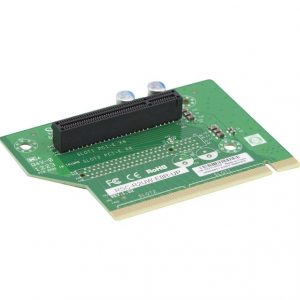 Supermicro RSC-R2UW-E8R-UP 2U RHS WIO PCI-Express x8 Riser Card