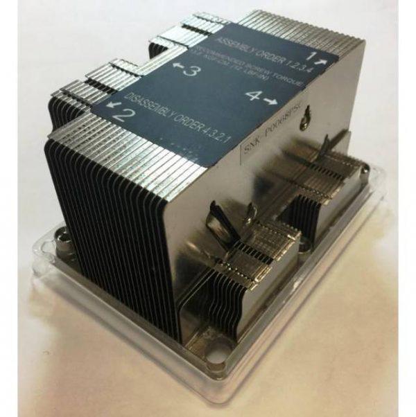 Supermicro SNK-P0068PSC 2U Passive CPU Heatsink for X11 Purley Platform