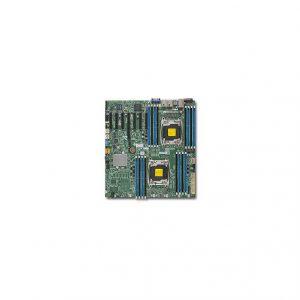 Supermicro X10DRH-IT-O Dual LGA2011/ Intel C612/ DDR4/ SATA3&USB3.0/ V&2GbE/ EATX Server Motherboard
