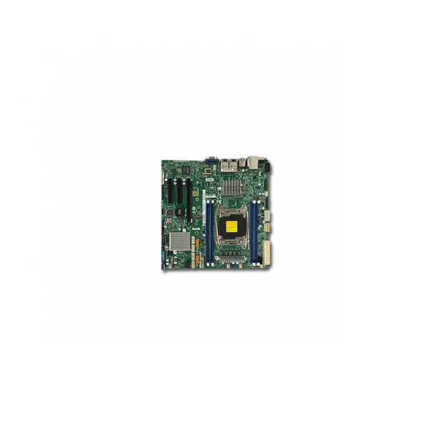 Supermicro X10SRM-TF-O LGA2011/ Intel C612/ DDR4/ SATA3&USB3.0/ V&2GbE/ MicroATX Server Motherboard