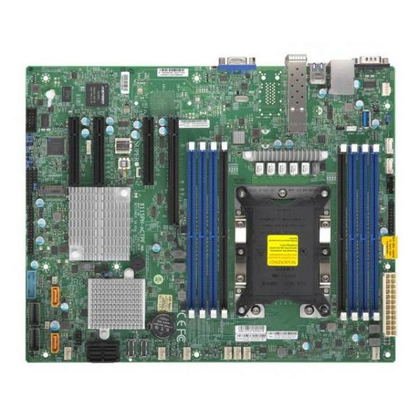 Supermicro X11SPH-NCTPF-O LGA3647/ Intel C622/ DDR4/ SATA3&SAS3&USB3.0/ V&2GbE/ ATX Motherboard
