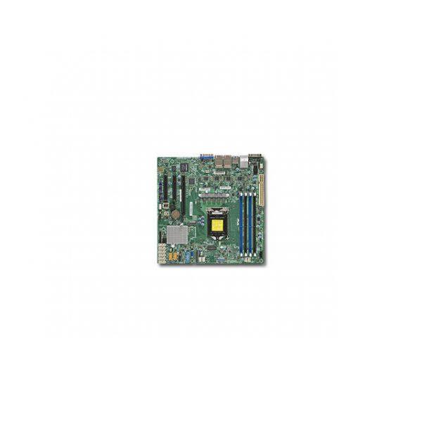 Supermicro X11SSH-LN4F-O LGA1151/ Intel C236/ DDR4/ SATA3&USB3.0/ V&4GbE/ MicroATX Motherboard