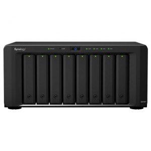Synology DiskStation DS1817 8-Bay Desktop NAS for SMB