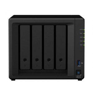 Synology DiskStation DS418 4-Bay Desktop NAS for Home&SOHO