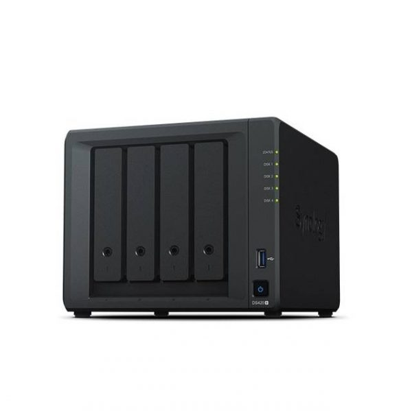 Synology DiskStation DS420+ 4-Bay Desktop NAS