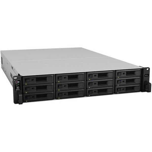 Synology RackStation RS3621XS+ 12-bay Rackmount NAS for Enterprises